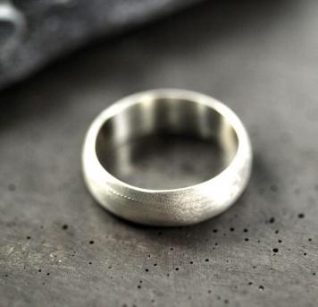 Brushed Rings