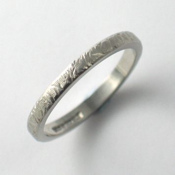Textured Rings